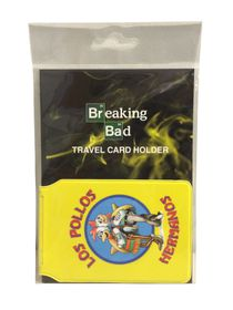 Breaking Bad Los Pollos Travel Card Holder (Parallel Import)