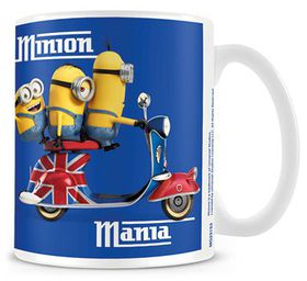 Minions Mania Mug - Boxed (Parallel Import)