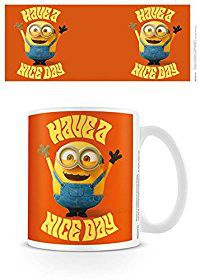 Minions Have a Nice Day Mug - Boxed (Parallel Import)