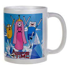 Adventure Time Princess, Jake & Finn Mug - Boxed (Parallel Import)