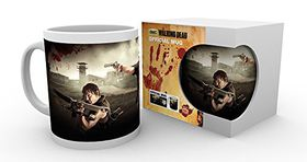 The Walking Dead Shoot Mug - Boxed (Parallel Import)