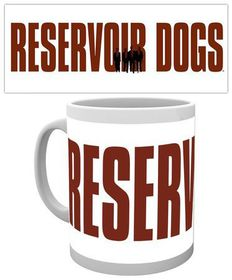 Reservoir Dogs Title Mug - Boxed (Parallel Import)