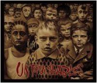 Korn - Untouchables Framed Album Cover Print