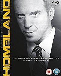 Homeland: Series 1-2 (Blu-ray)