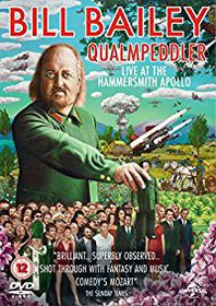 Bill Bailey: Qualmpeddler (Live) (DVD)