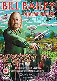 Bill Bailey: Qualmpeddler (Live) (DVD)