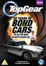 Top Gear: 50 Years of Bond Cars (DVD)