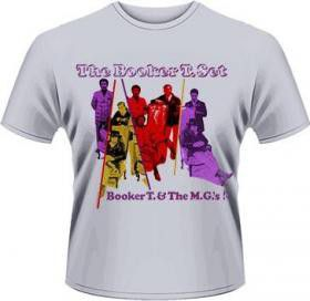 Concord Jazz Booker T and The M.G.'s Mens T-Shirt Grey (Size: S)