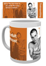 Trainspotting Cast Mug - Boxed (Parallel Import)