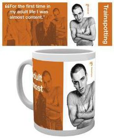 Trainspotting Renton No 5 Mug - Boxed (Parallel Import)