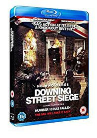 He Who Dares: Downing Street Siege Blu-ray (Blu-ray)