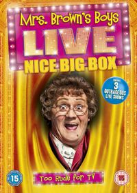 Mrs Brown's Boys: Live Tour Collection (DVD)