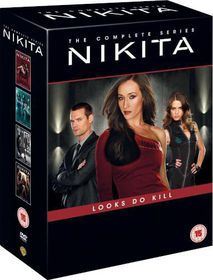 Nikita: Seasons 1-4 (DVD)