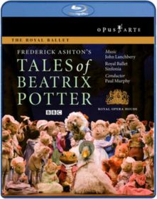 Tales of Beatrix Potter: The Royal Ballet (Blu-Ray)