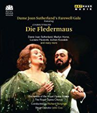 Die Fledermaus: Royal Opera House - Dame Joan Sutherland's...