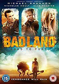 Bad Land Road To Fury (DVD)