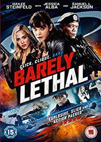 Barely Lethal (DVD)