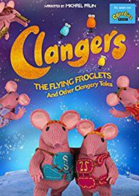 The Clangers - The Flying Froglets (DVD)