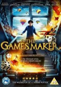 The Games Maker DVD (DVD)