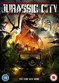 Jurassic City DVD (DVD)