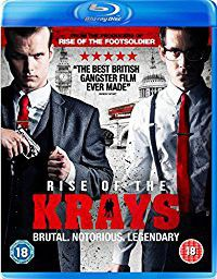 Rise of the Krays Blu-ray (Blu-ray)