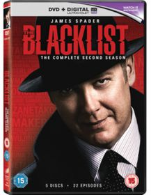 Blacklist: The Complete Second Season (DVD)