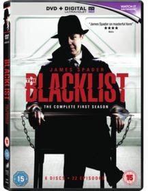 Blacklist: The Complete First Season (DVD)