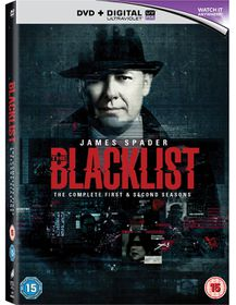 The Blacklist - Season 1 - 2 (DVD)