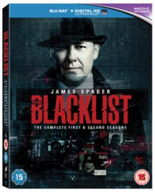 Blacklist: The Complete First & Second Seasons (Blu-ray)