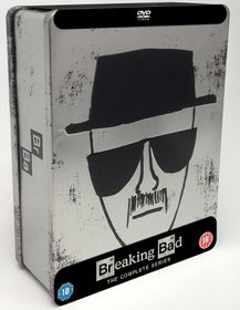 Breaking Bad   Complete Series Collectors Edition Tin (DVD)