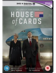 House of Cards: Season 3 (DVD)