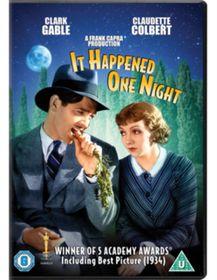 It Happened One Night (Import DVD)