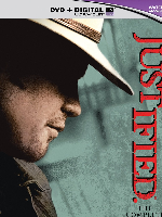 Justified Complete Season 1-6 (DVD)