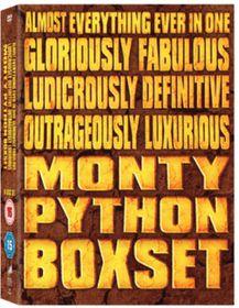 Monty Python Almost Everything Box Set (DVD)