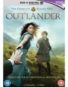 Outlander - Complete Season 1 (DVD)