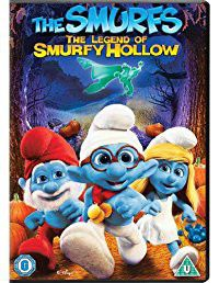 The Smurfs The Legend Of Smurfy Hollow (DVD)