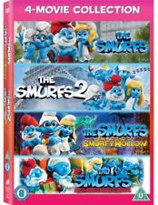 The Smurfs: Ultimate Collection (4 Movies) (DVD)