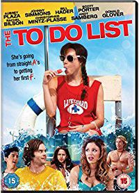 The To Do List (DVD)