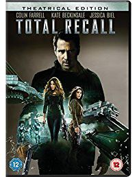 Total Recall Theatrical Edition (2012) (DVD)