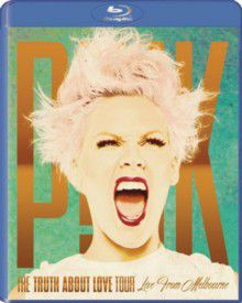 Pink: The Truth About Love Tour - Live from Melbourne (Blu-Ray)