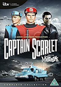Captain Scarlet The Complete Collection (DVD)