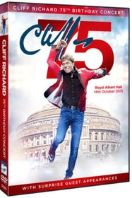 Cliff Richard: 75th Birthday Concert