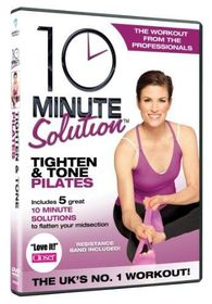 10 Minute Solution: Tighten and Tone Pilate