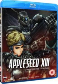 Appleseed XIII: Complete Series Collection (Blu-ray)