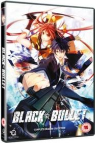 Black Bullet: Complete Season Collection (DVD)