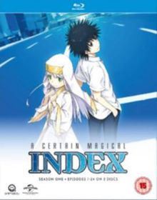 Certain Magical Index - Complete Season 1 (Blu-ray)