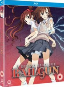 Certain Scientific Railgun - Complete Season 1 (Blu-ray)