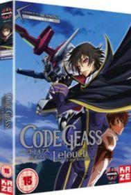 Code Geass: Lelouch of the Rebellion - Complete Season 1 (DVD)