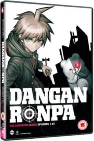 Danganronpa the Animation: Complete Season Collection (DVD)