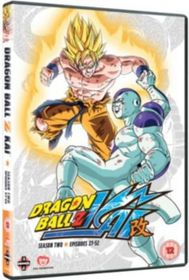 Dragon Ball Z KAI: Season 2 (DVD)